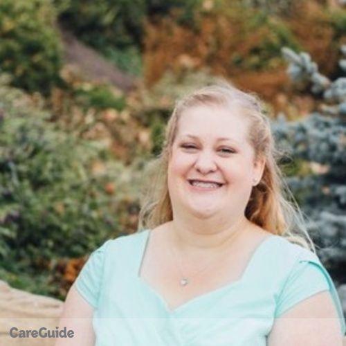 Canadian Nanny Provider Andrea Nilsson's Profile Picture