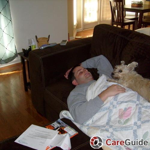 Pet Care Provider John Sticher's Profile Picture