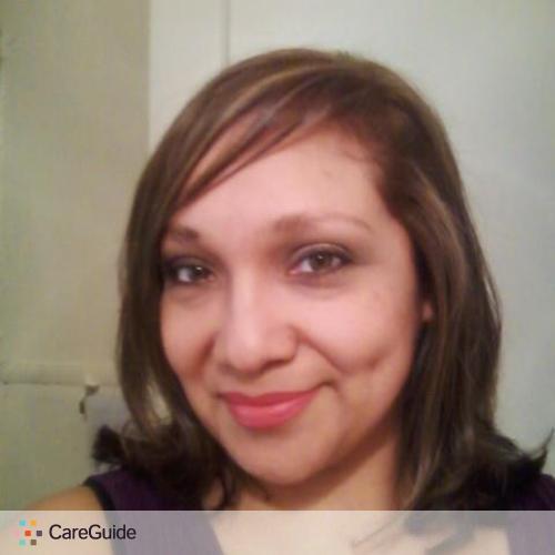 Child Care Provider Angelica Barrientez's Profile Picture