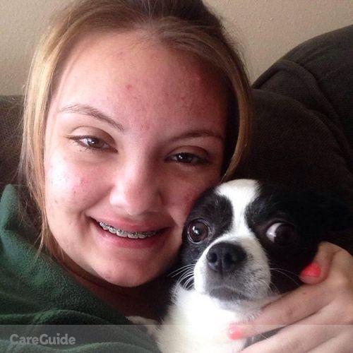 Pet Care Provider Camryn C's Profile Picture