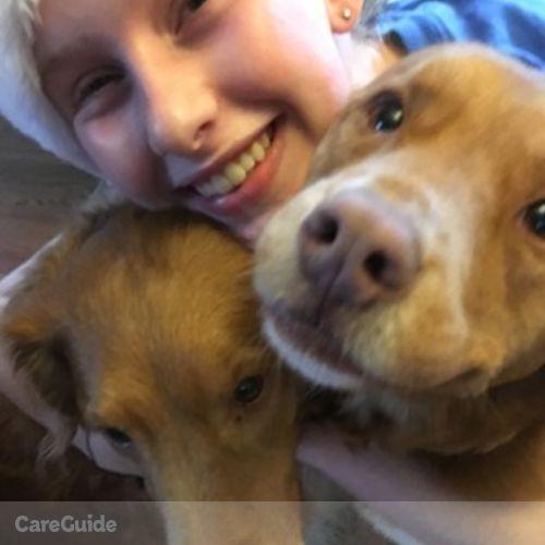 Pet Care Provider Sarah Modlin's Profile Picture