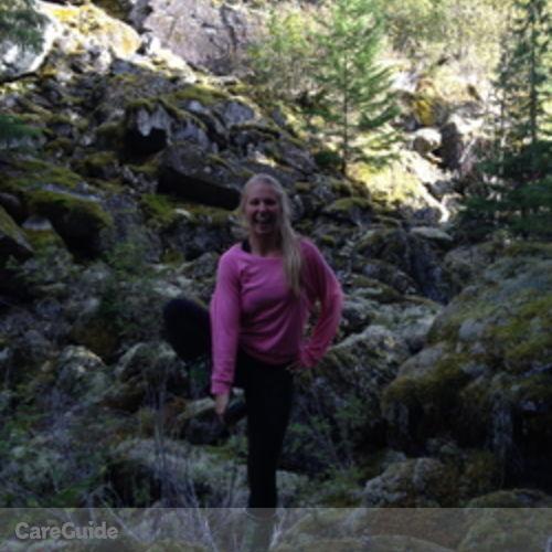 Canadian Nanny Provider Cassandra 's Profile Picture