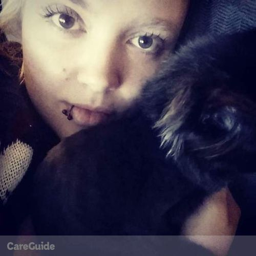 Pet Care Provider Sheanayah P's Profile Picture