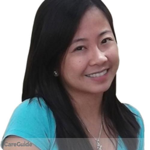 Canadian Nanny Provider Joenelle Dacuag's Profile Picture
