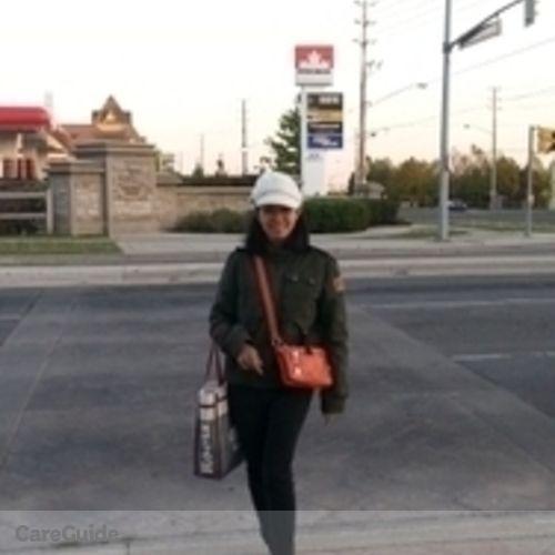 Canadian Nanny Provider Ana Liza Salvador's Profile Picture