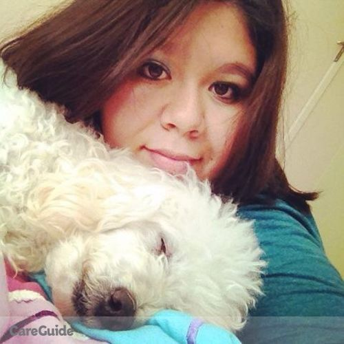 Pet Care Provider Gina Barajas's Profile Picture