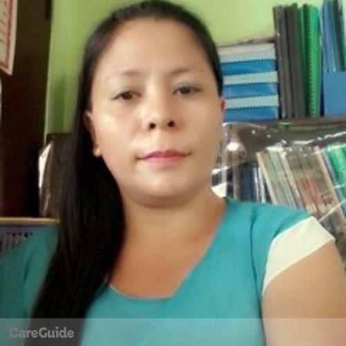 Canadian Nanny Provider Arlene D's Profile Picture