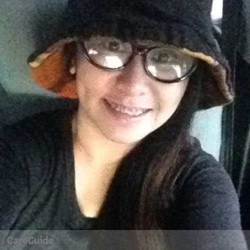 Canadian Nanny Provider Hazel T's Profile Picture