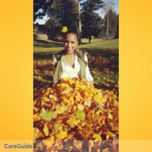 Canadian Nanny Provider Vanessa Jimenez Sanchez's Profile Picture