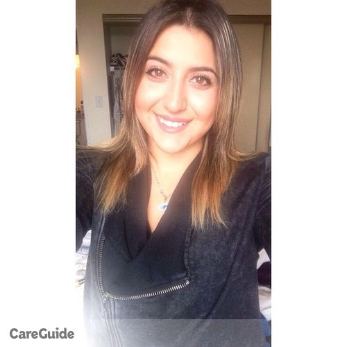 Canadian Nanny Provider Roxanna Behroozi's Profile Picture