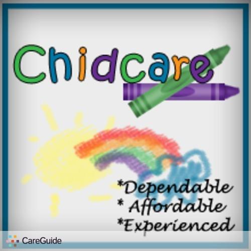 Child Care Provider Cristi N's Profile Picture