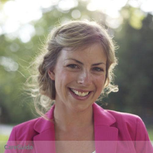 Canadian Nanny Provider Amanda Broughton's Profile Picture