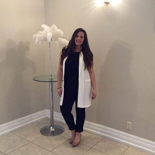 Canadian Nanny Provider Vanessa Hysenaj's Profile Picture