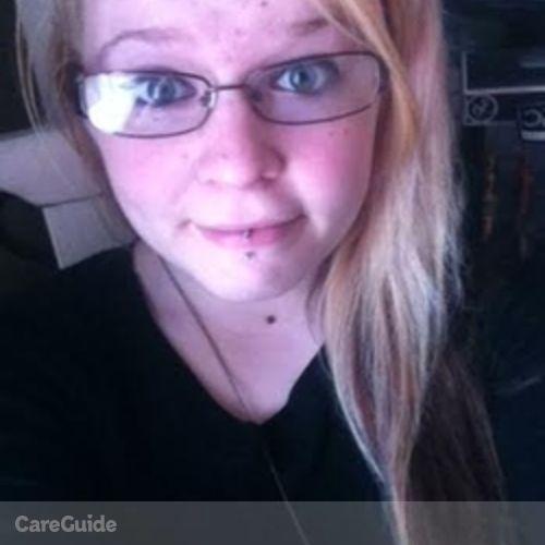 Canadian Nanny Provider Michelle Coleman's Profile Picture