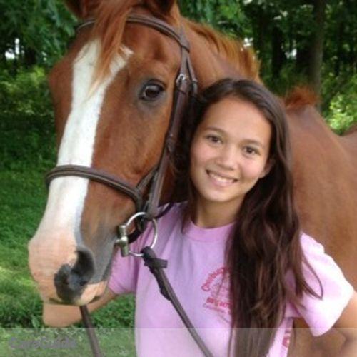 Pet Care Provider Sarah A's Profile Picture