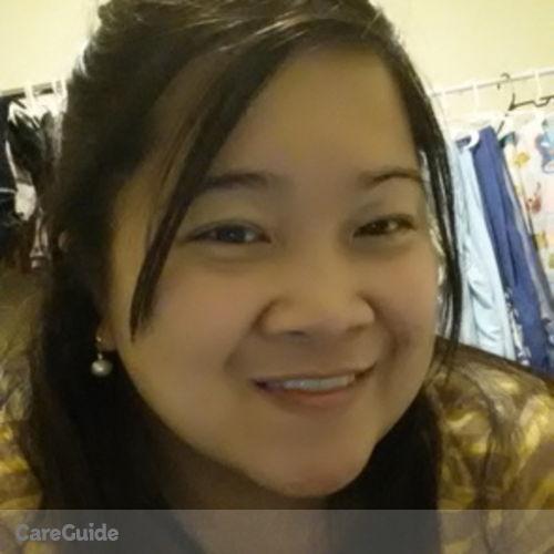 Canadian Nanny Provider Riza Parcon's Profile Picture