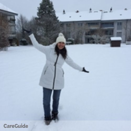 Canadian Nanny Provider Daniela S's Profile Picture