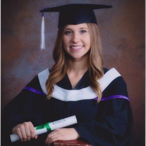 Canadian Nanny Provider Cassandra B's Profile Picture