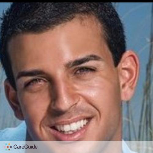 Tutor Provider Mark Tadili's Profile Picture