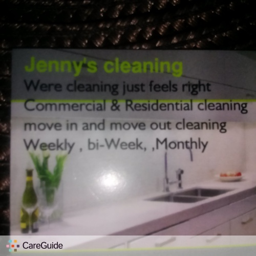 Housekeeper Provider Jennifer R's Profile Picture