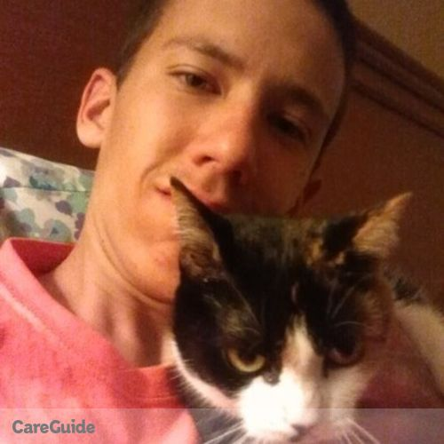 Pet Care Provider Nicholas Wootten's Profile Picture