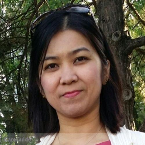 Canadian Nanny Provider Elvira Bercasio's Profile Picture