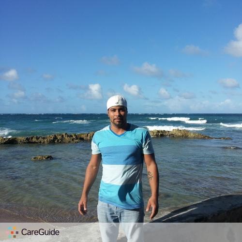 Handyman Provider Richard Perez's Profile Picture