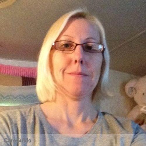 Canadian Nanny Provider Anna Hernandez's Profile Picture
