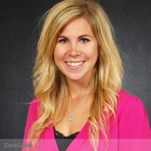 Canadian Nanny Provider Amanda Lambros's Profile Picture