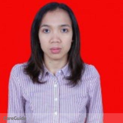 Canadian Nanny Provider Yusri Yusri's Profile Picture