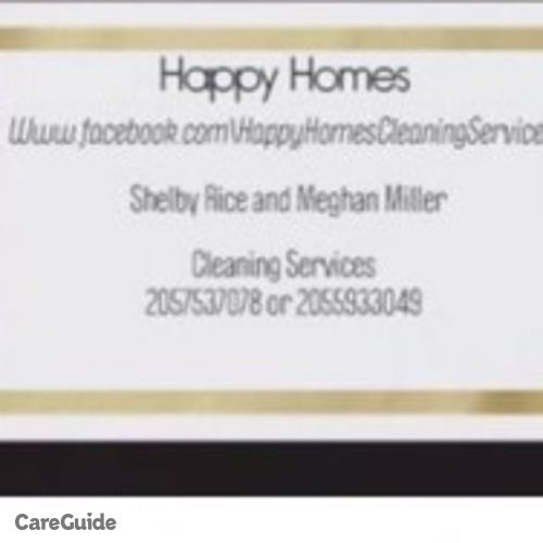 Housekeeper Provider Meghan Millee's Profile Picture