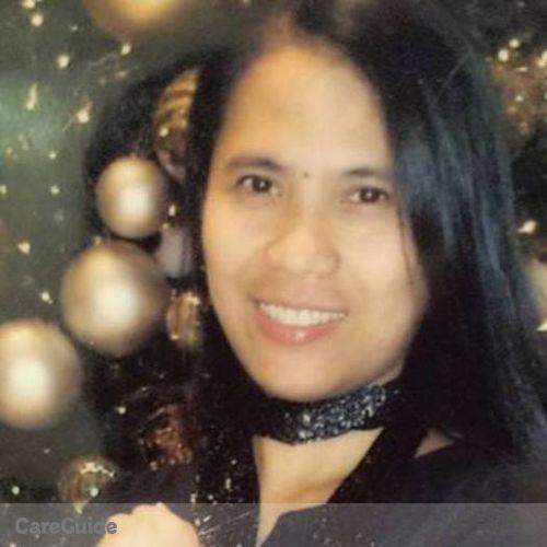 Canadian Nanny Provider Oliva Ripa's Profile Picture