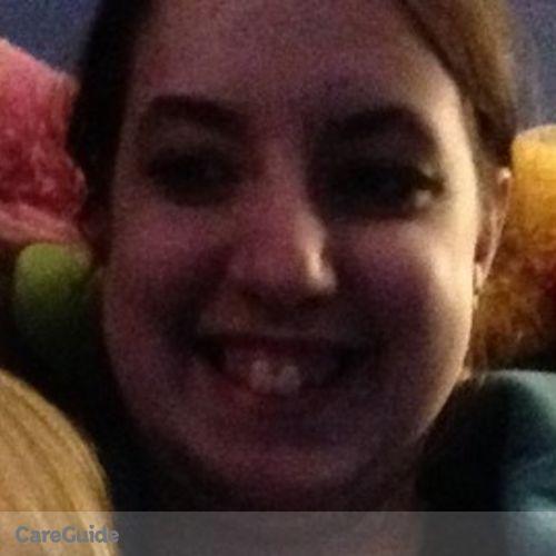 Canadian Nanny Provider Jessica Brideau's Profile Picture