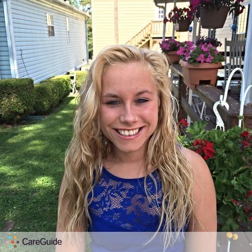 Child Care Provider Meagan S's Profile Picture