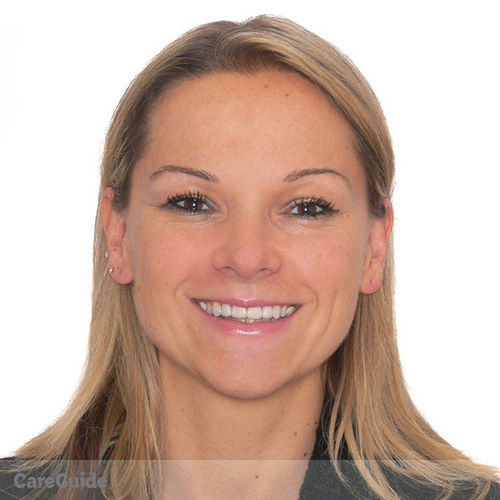 Canadian Nanny Provider Joanna Kudelska's Profile Picture