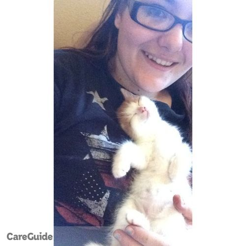 Pet Care Provider Sierra French's Profile Picture