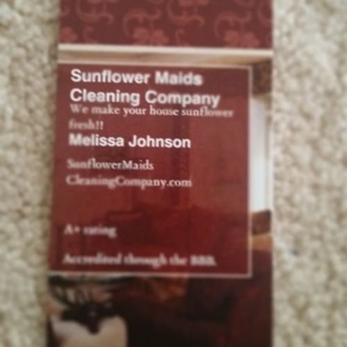 Housekeeper Provider Melissa Johnson's Profile Picture