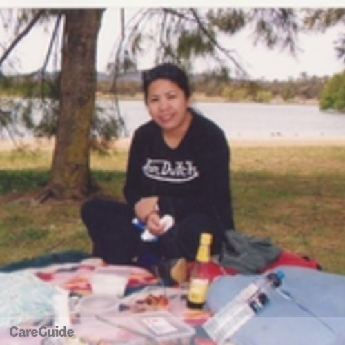 Canadian Nanny Provider Carmencita Reyes's Profile Picture