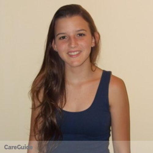 Canadian Nanny Provider Sabrina DaSilva's Profile Picture
