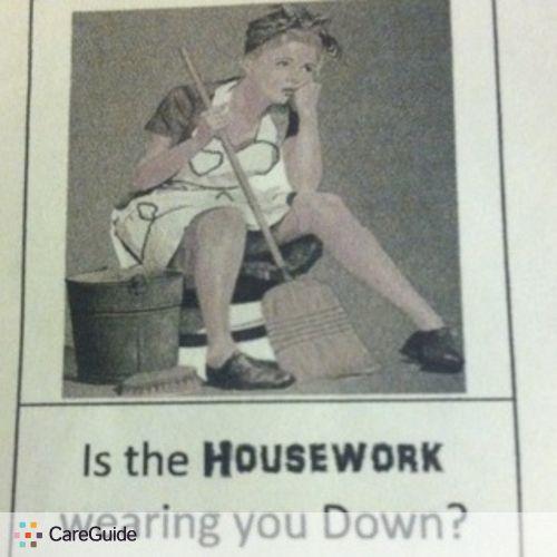 Housekeeper Provider Alica Piersol's Profile Picture