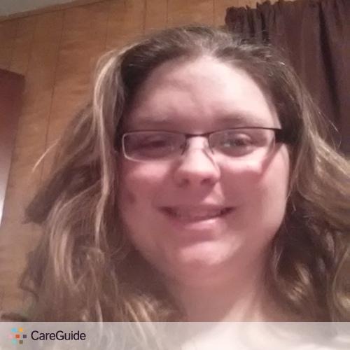 Child Care Provider Jessica Liddle's Profile Picture