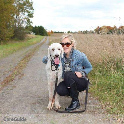Canadian Nanny Provider Rose Gericke's Profile Picture