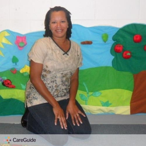 Child Care Provider Angela Johnson's Profile Picture