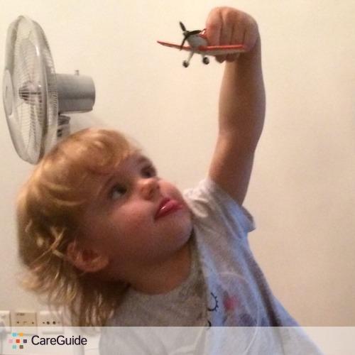 Child Care Job Elena Arango's Profile Picture