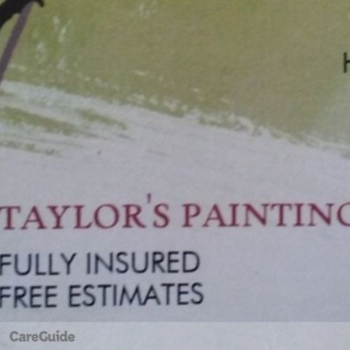 Painter Provider Dustin Taylor's Profile Picture