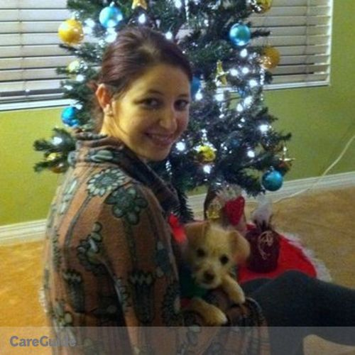 Pet Care Provider Mary Barrios's Profile Picture