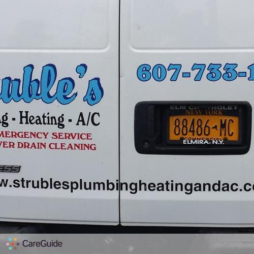 Plumber Job J Struble's Profile Picture