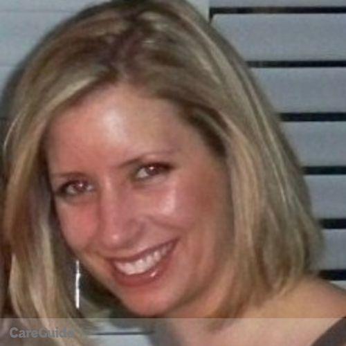 Canadian Nanny Provider Alicia Steiner's Profile Picture