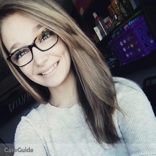 Child Care Provider Hannah Fabry's Profile Picture