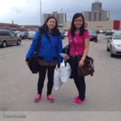 Canadian Nanny Provider Michelle Callangan's Profile Picture